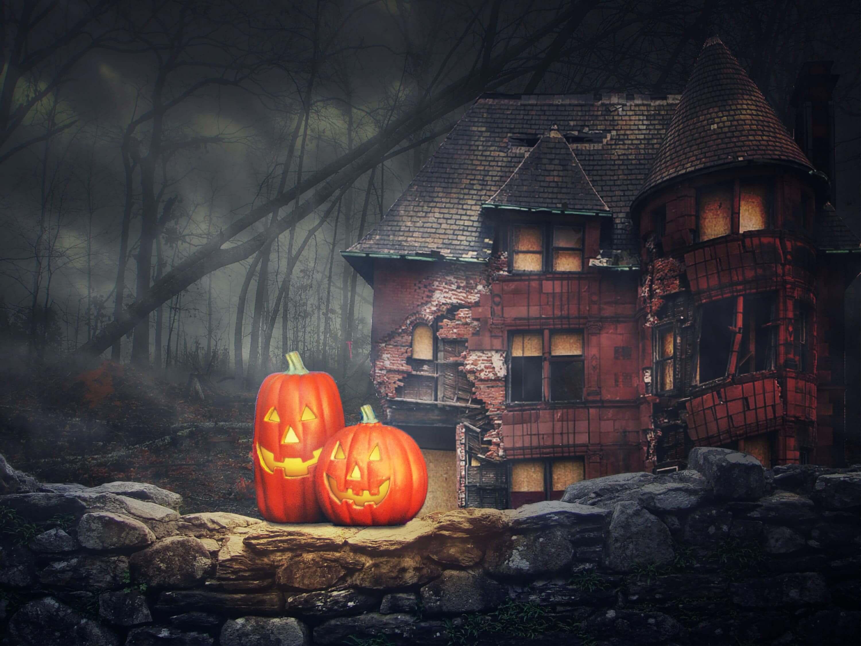 Free Halloween 2013 Backgrounds Wallpapers