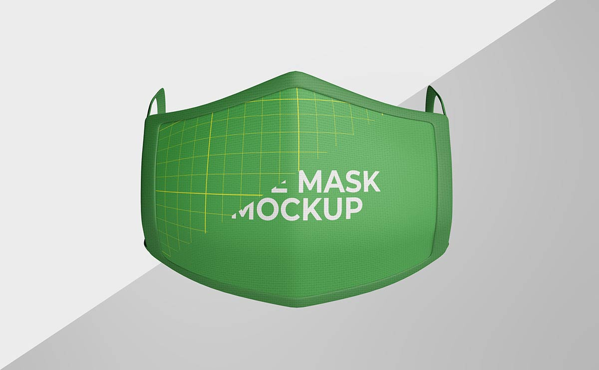 Free-3D-Face-Mask-Mockup