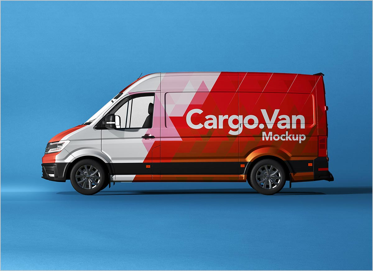Free-Cargo-Van-Vehicle-Branding-Mockup-PSD