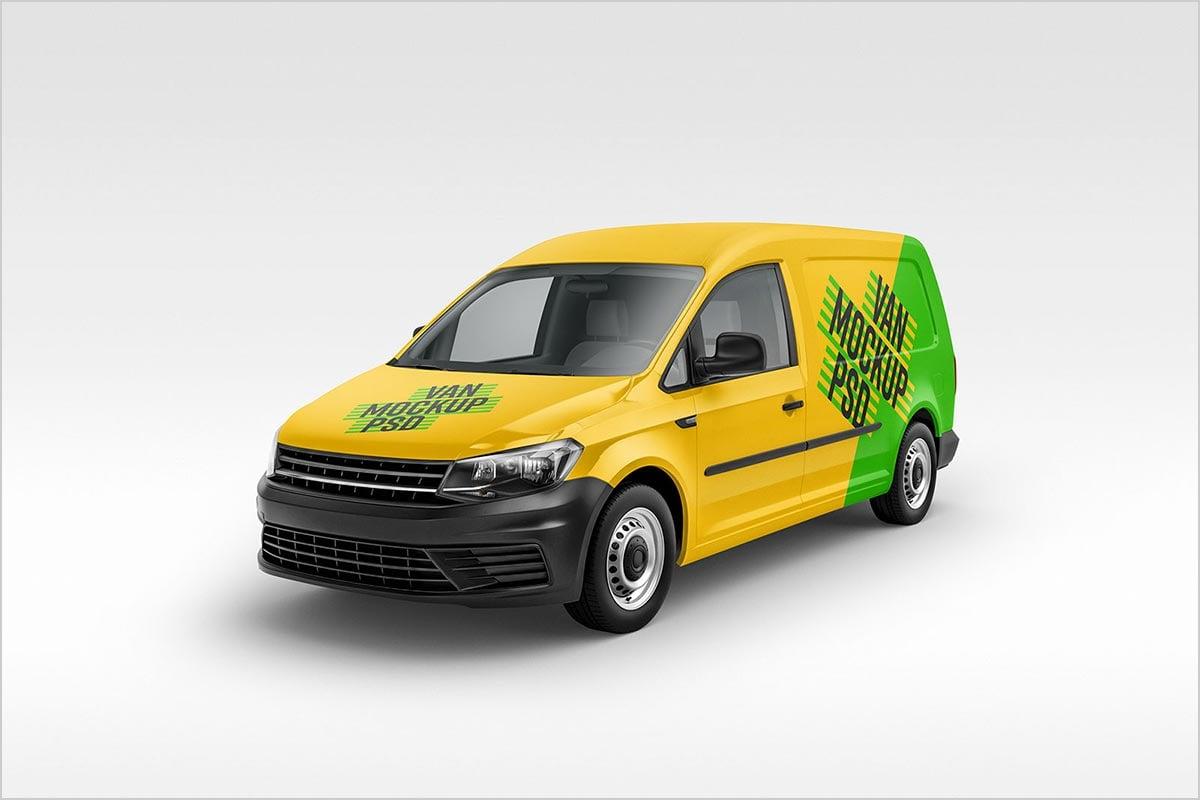Free-Panel-Caddy-Van-Vehicle-Branding-Mockup-PSD