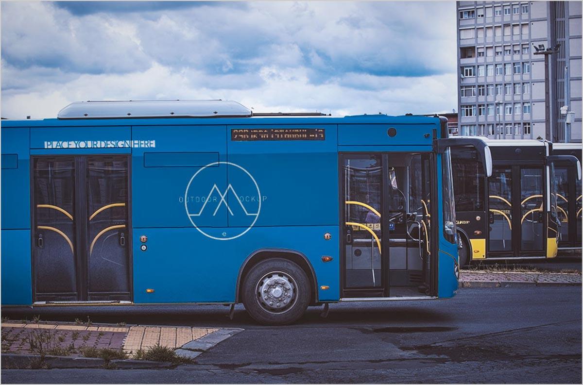 Vehicle-Branding-Mockup-Free