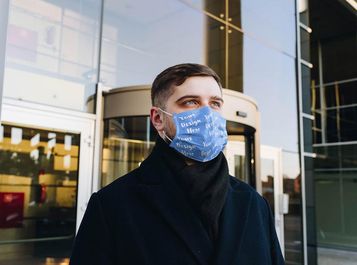 Man-Wearing-a-Face-Mask-Mockup