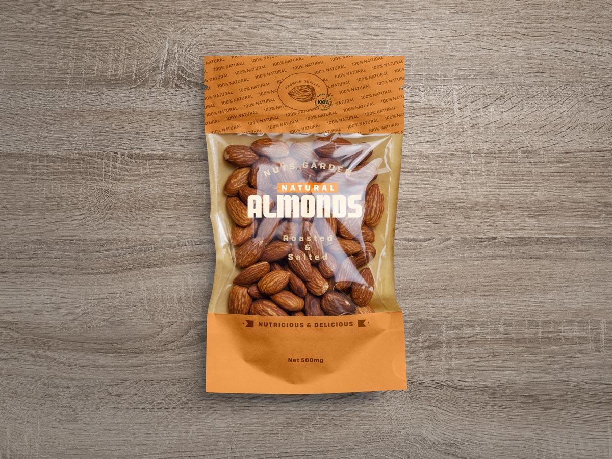 Free-Window-Pouch-Almond-Packaging-Mockup-PSD-2